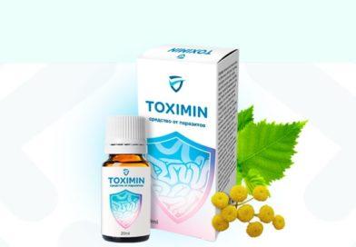 Токсимин от глистов