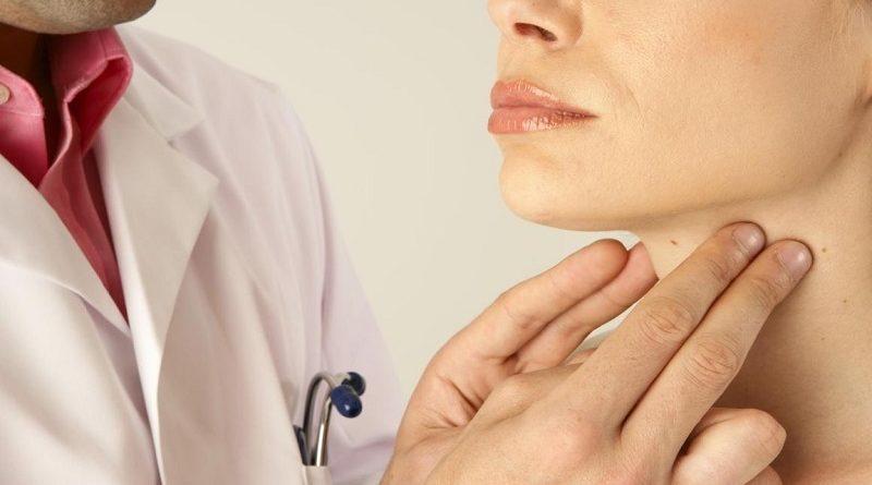 Больная щитовидка
