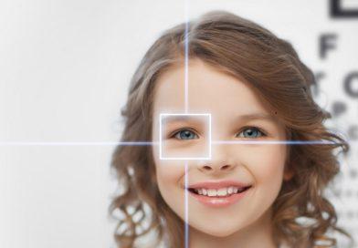 Зрение ребенок