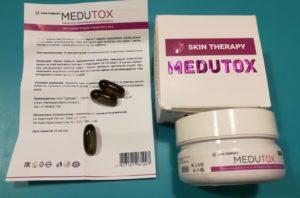 Медутокс для кожи